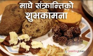 Maghe Sankranti Wish Image