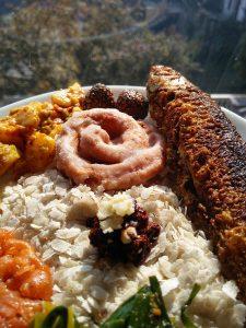 maghe sankranti dish