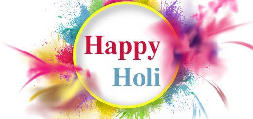 happy holi wish image