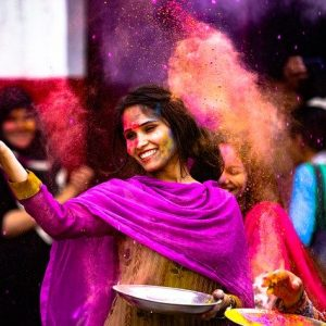 Essay on holi festival