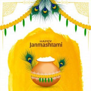 Happy Krishna Janmashtami Image