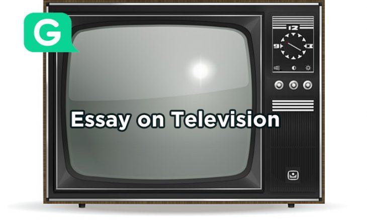 Essay on Television